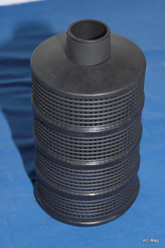 Panier de filtration pour piscine h238 l130 pour for Panier piscine filtre